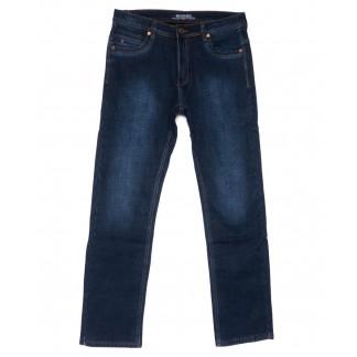 6533 Bagrbo джинсы мужские полубатальные синие на флисе зимние стрейчевые (32-38, 8 ед.) Bagrbo: артикул 1102283