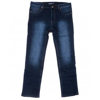 0180 Bagrbo джинсы мужские полубатальные синие на флисе зимние стрейчевые (32-38, 8 ед.) Bagrbo: артикул 1102285