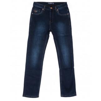 2027 Bagrbo джинсы мужские полубатальные синие на флисе зимние стрейчевые (32-38, 8 ед.) Bagrbo: артикул 1102286