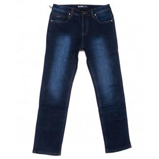 0182 Bagrbo джинсы мужские полубатальные синие на флисе зимние стрейчевые (32-42, 8 ед.) Bagrbo: артикул 1102297