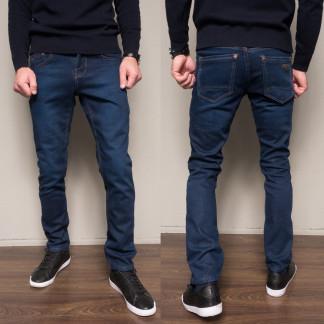 2103 Dsouaviet джинсы мужские синие на флисе зимние стрейчевые (29-38, 8 ед.) Dsouaviet: артикул 1103085