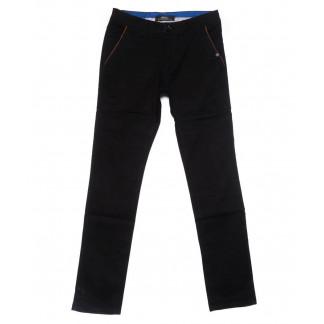 0715-34 New Feerars брюки мужские черные осенние стрейчевые (29-38, 8 ед.) New Feerars: артикул 1102377