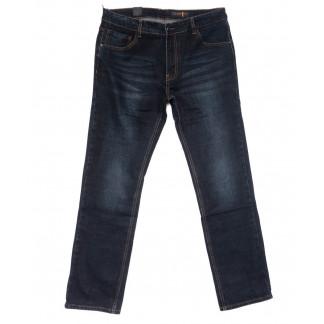 8231 Fhous джинсы мужские полубатальные синие осенние стрейчевые (32-42, 8 ед.) FHOUS: артикул 1102383