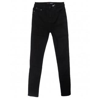 2071 черные X&D джинсы женские  на флисе зимние стрейчевые (25-30, 6 ед.) X&D: артикул 1102500