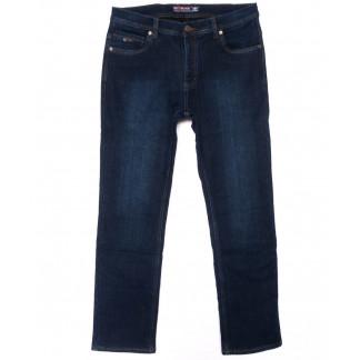 2882 Bigboss джинсы мужские синие полубатальные на флисе зимние стрейчевые (32-38, 8 ед.) Bigboss: артикул 1102706