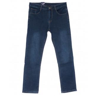 0605 Jrokko джинсы мужские синие батальные на флисе зимние стрейчевые (34-44, 8 ед.) Jrokko: артикул 1102794