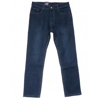 0502 Jrokko джинсы мужские синие батальные на флисе зимние стрейчевые (34-38, 8 ед.) Jrokko: артикул 1102799