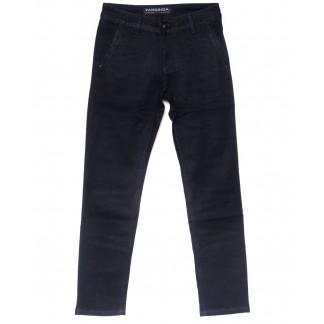 4048 Fangsida брюки мужские темно-синие весенние стрейчевые (30-38, 8 ед.)  Fangsida: артикул 1102862