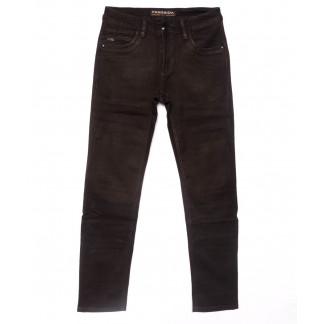 4044 Fangsida брюки мужские коричневые весенние стрейчевые (30-38, 8 ед.)  Fangsida: артикул 1102864