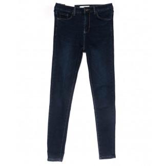 0698 Goodies джинсы женские зауженные синие весенние стрейчевые (34-42,евро, 10 ед.) Goodies: артикул 1102918