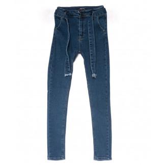 1134-1 Real Focus джинсы женские с поясом стрейчевые (25-30, 6 ед.) Real Focus: артикул 1102964