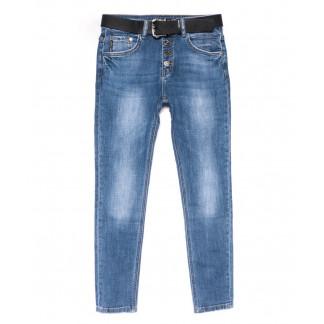 8316 Vanver бойфренды полубатальные синие весенние стрейчевые (28-33, 6 ед.) Vanver: артикул 1102987