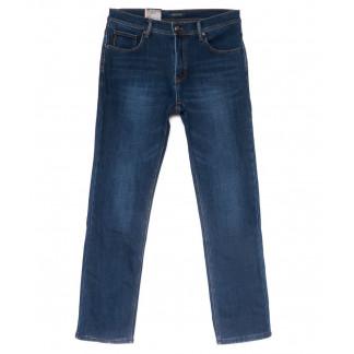 0653-B Likgass джинсы мужские синие на флисе зимние стрейчевые (30-38, 8 ед.) Likgass: артикул 1102997