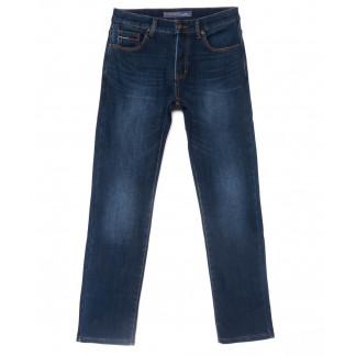 0652-А Likgass джинсы мужские синие на флисе зимние стрейчевые (30-38, 8 ед.) Likgass: артикул 1102998