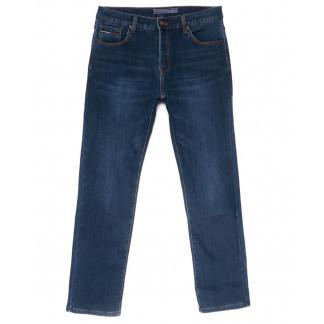 0652-B Likgass джинсы мужские синие на флисе зимние стрейчевые (30-38, 8 ед.) Likgass: артикул 1103000