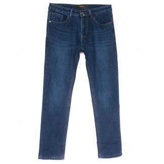 0761 Likgass джинсы мужские синие на флисе зимние стрейчевые (29-38, 8 ед.) Likgass: артикул 1103001