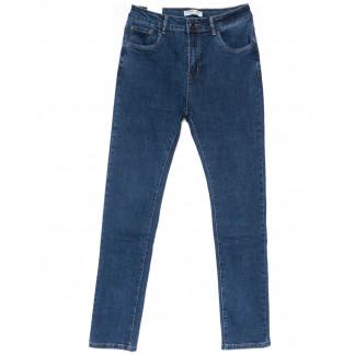 0327 Forest Jeans американка батальная синяя весенняя стрейчевая (30-36, 6 ед.) Forest Jeans: артикул 1103107-1