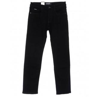 0182 Crosness джинсы мужские черные весенние стрейчевые (29-38, 8 ед.) Crossness: артикул 1103115-1