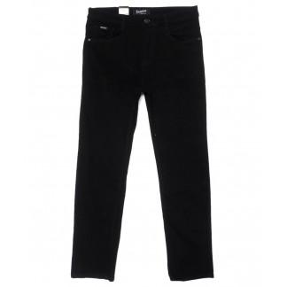 0187 Crosness джинсы мужские батальные черные весенние стрейчевые (34-44, 8 ед.) Crossness: артикул 1103117-1