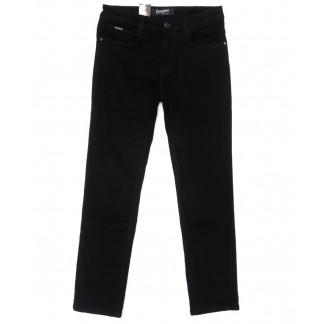 0185 Crosness джинсы мужские черные весенние стрейчевые (30-40, 8 ед.) Crossness: артикул 1103119-1