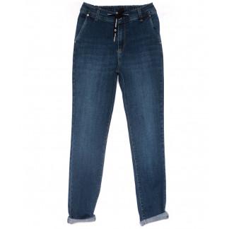2167-B-667 A.N.G. джинсы женские полубатальные синие весенние стрейчевые (28-33, 6 ед.) A.N.G.: артикул 1103180