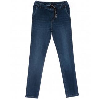 2206-B-667 A.N.G. джинсы женские батальные синие весенние стрейчевые (30-36, 6 ед.) A.N.G.: артикул 1103181
