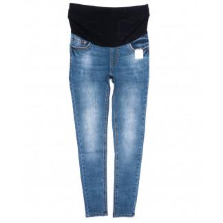 9991-4 B Relucky джинсы полубатальные для беременных синие весенние стрейчевые (28-33, 6 ед.) Relucky: артикул 1103249
