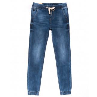 5015-A Vitions джинсы мужские молодежные на резинке синие весенние стрейчевые (28-36, 8 ед.) Vitions: артикул 1103277
