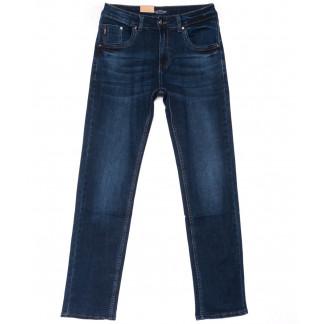 5018 Vitions джинсы мужские синие весенние стрейчевые (29-38, 8 ед.) Vitions: артикул 1103278