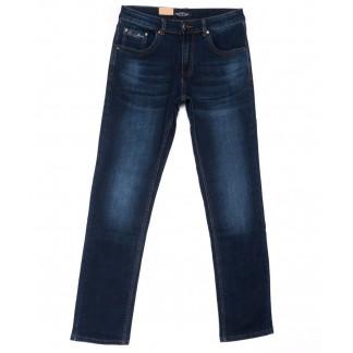 5019 Vitions джинсы мужские полубатальные синие весенние стрейчевые (32-38, 8 ед.) Vitions: артикул 1103281