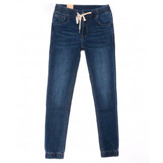 5014-A Vitions джинсы мужские молодежные на резинке синие весенние стрейчевые (28-36, 8 ед.) Vitions: артикул 1103285