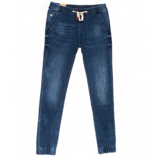 5013-A Vitions джинсы мужские молодежные на резинке синие весенние стрейчевые (27-34, 8 ед.) Vitions: артикул 1103287