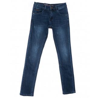 1060 LS джинсы мужские молодежные синие весенние стрейчевые (28-36, 8 ед.) LS: артикул 1103291