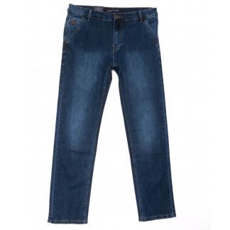 1064-D LS джинсы мужские полубатальные синие весенние стрейчевые (32-42, 8 ед.) LS: артикул 1103293