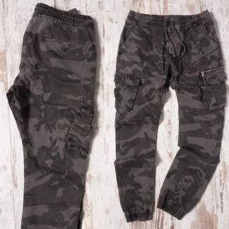Джоггеры мужские камуфляжные Iteno 8575-5 Iteno: артикул 1103353