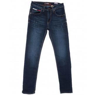6309 Fashion Red джинсы мужские с царапками синие весенние стрейчевые (29-36, 8 ед.) Fashion Red: артикул 1103340