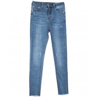 3621 New jeans джинсы женские зауженные синие весенние стрейчевые (25-30, 6 ед.) New Jeans: артикул 1103362