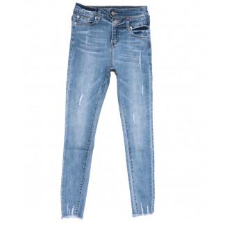 3623 New jeans джинсы женские зауженные синие весенние стрейчевые (25-30, 6 ед.) New Jeans: артикул 1103363