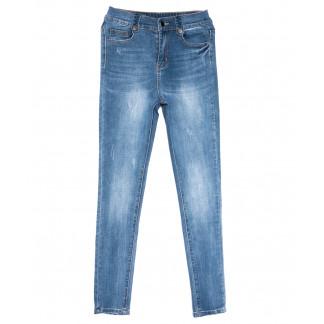 3662 New jeans джинсы женские зауженные синие весенние стрейчевые (25-30, 6 ед.) New Jeans: артикул 1103367