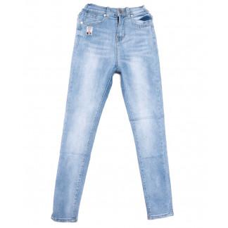3646 New jeans джинсы женские зауженные синие весенние стрейчевые (25-30, 6 ед.) New Jeans: артикул 1103369