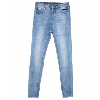 3575 New jeans джинсы женские зауженные синие весенние стрейчевые (25-30, 6 ед.) New Jeans: артикул 1103379