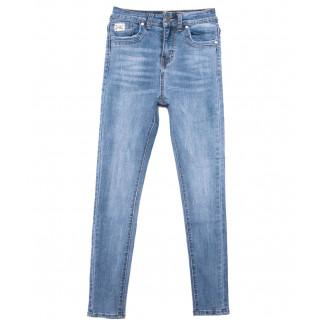 3645 New jeans джинсы женские зауженные синие весенние стрейчевые (25-30, 6 ед.) New Jeans: артикул 1103382