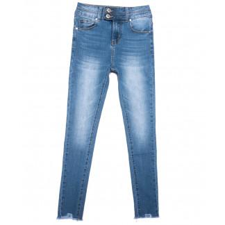 3656 New jeans джинсы женские зауженные синие весенние стрейчевые (25-30, 6 ед.) New Jeans: артикул 1103384
