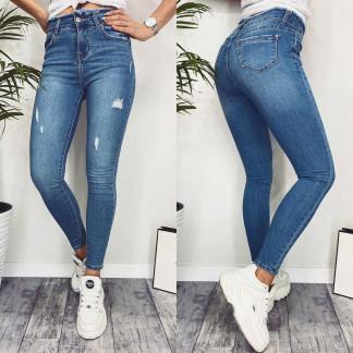Американка с рванкой New jeans 3624 New Jeans: артикул 1103627