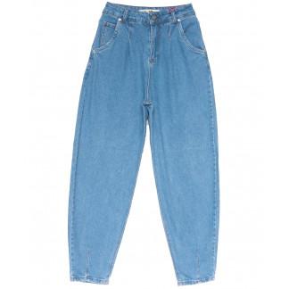 0776 Elcido джинсы-баллон синие весенние коттоновые (27-30, 6 ед.) Elcido: артикул 1103505