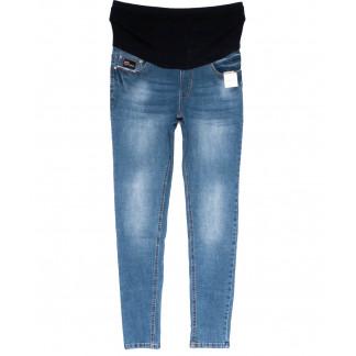 9993-4 Relucky джинсы батальные для беременных синие весенние стрейчевые (30-36, 6 ед.) Relucky: артикул 1103651