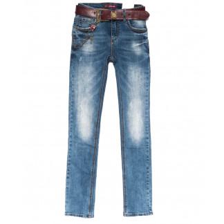 96360 Jo&Jo джинсы женские зауженные синие весенние стрейчевые (25-30, 6 ед.) Jo&Jo: артикул 1103525