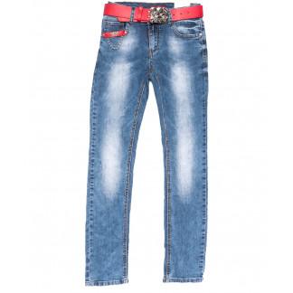 96361 Jo&Jo джинсы женские зауженные синие весенние стрейчевые (25-30, 6 ед.) Jo&Jo: артикул 1103529