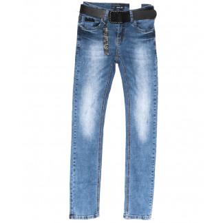96335 Jo&Jo джинсы женские зауженные синие весенние стрейчевые (25-30, 6 ед.) Jo&Jo: артикул 1103530