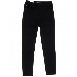 0360 Forest Jeans мом черный весенний стрейчевый (25-30, 6 ед.) Forest Jeans: артикул 1103543